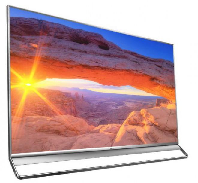 Hisense mostra i TV della serie M9800 con risoluzione 8K