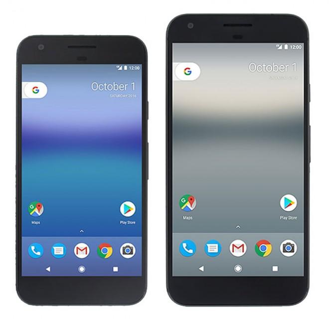 Pixel vs Nexus: le dimensioni a confronto grazie ai primi render