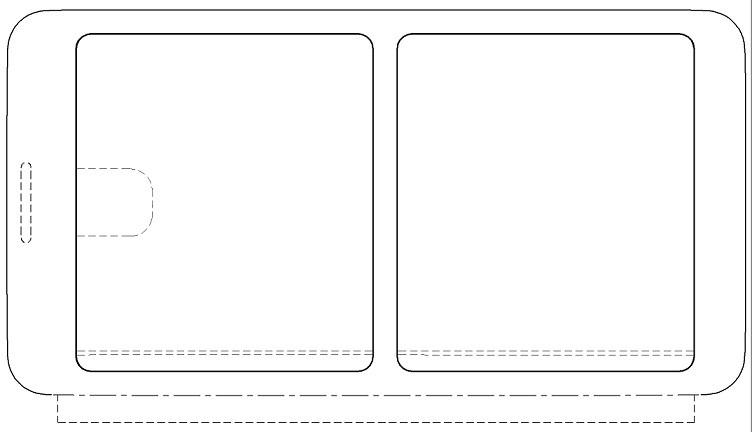 Samsung brevetta una nuova s view flip cover con doppia finestra sul display - Aprire una nuova finestra ...