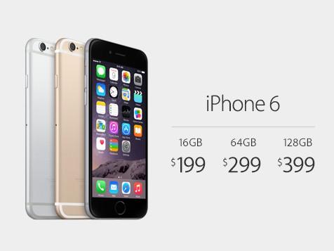 iphone costo