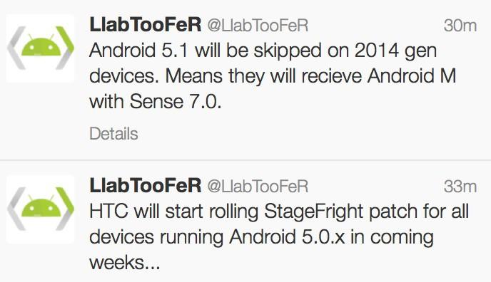 LlabTooFeR: News on HTC Hima_Aero and Software Updates