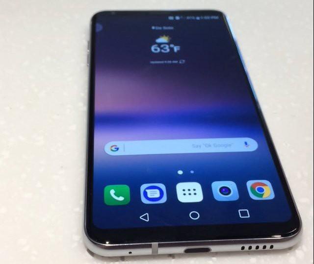 IFA 2017, LG: ecco il nuovo smartphone V30