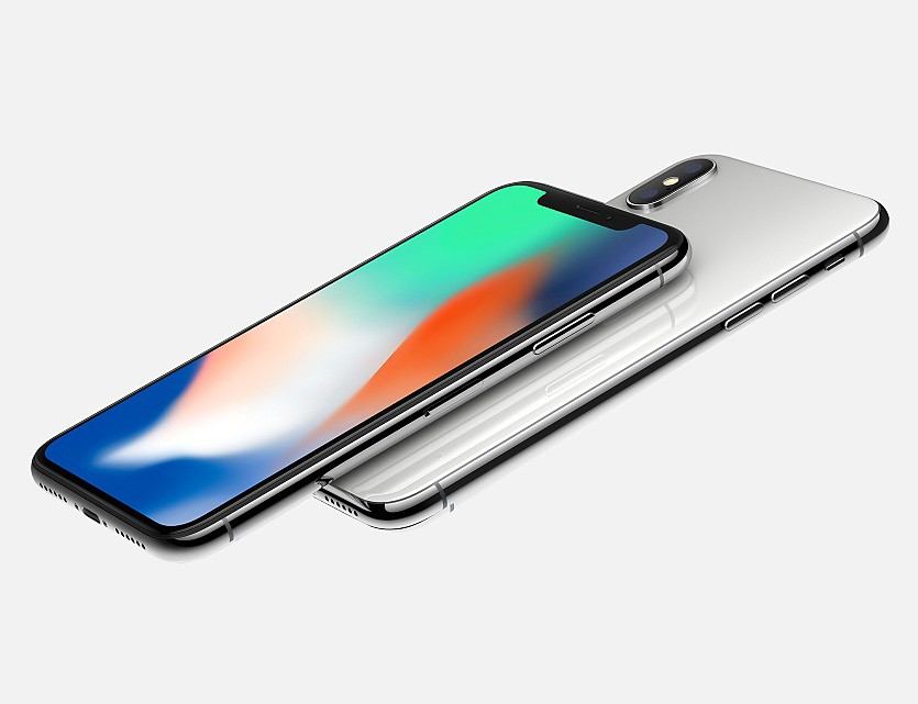 Presentato il nuovo iPhone X