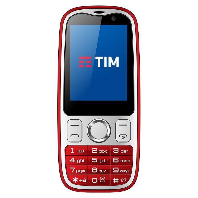 TIM Easy 4G, la sfida a Nokia 3310 con WhatsApp incorporato