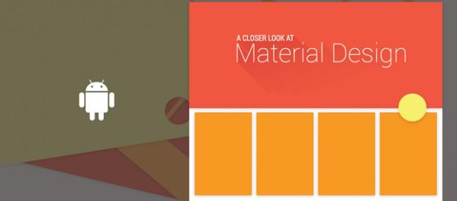 Material design 11 sfondi per rinnovare il vostro android for Sfondi material design