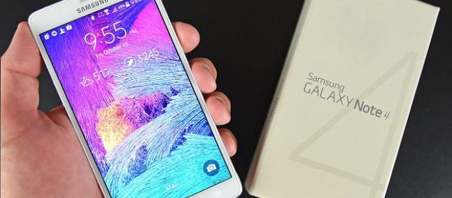 Galaxy Note 4 no brand Italia riceve la patch di luglio