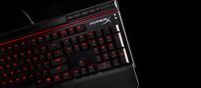 HyperX Alloy FPS and FPS Pro Mechanical Gaming Keyboard