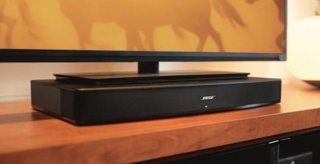 Bose lancia una nuova base per tv con impianto audio - Impianto stereo per casa bose ...