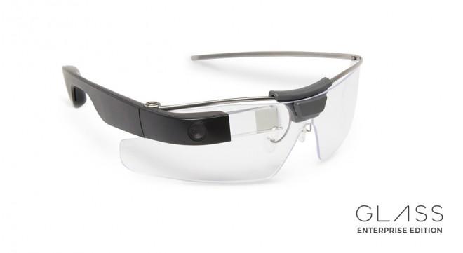 Nuova vita per i Google Glass