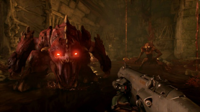 DOOM: confermati i 30fps su Switch