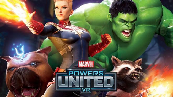 Marvel annuncia Marvel Powers United VR, titolo esclusiva per Oculus Rift