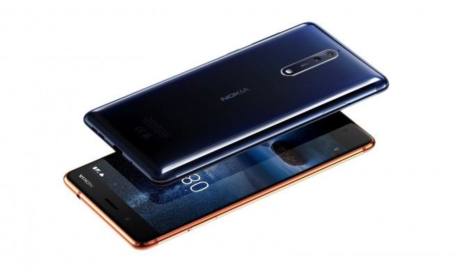 Nokia ha ufficializzato Nokia 8, il suo primo Top Gamma Android