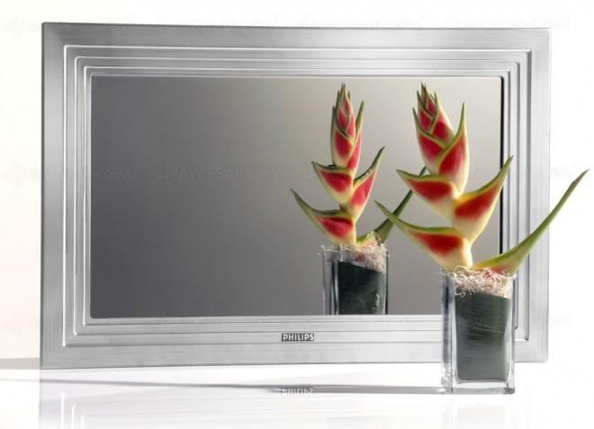 peps color trasforma le tv in specchi. Black Bedroom Furniture Sets. Home Design Ideas
